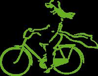 fahhrrad grün
